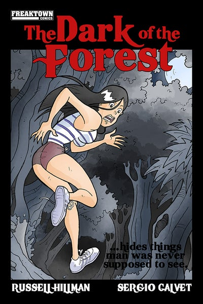 Image of The Dark of the Forest