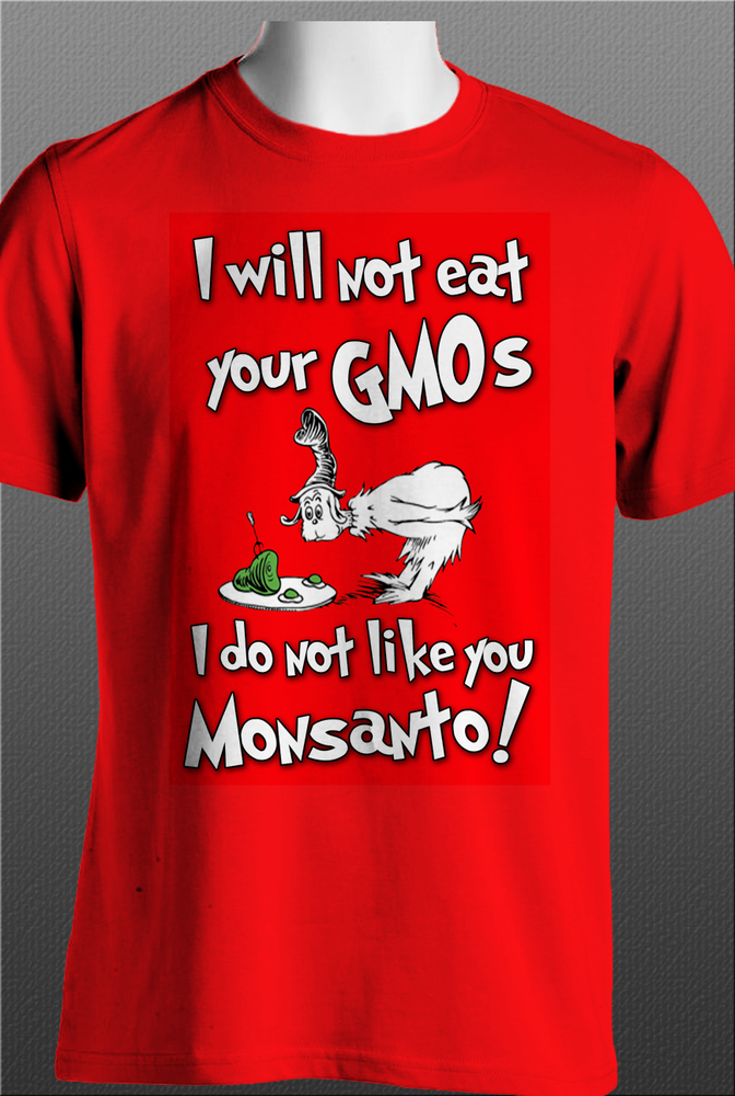 Image of No Monsanto
