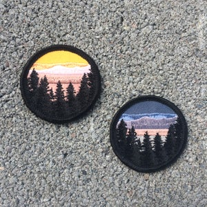 Image of Mini Detours Patches