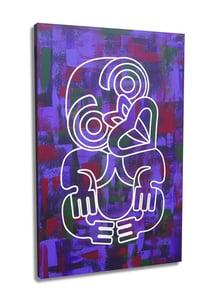 Image of Mr Tiki purple