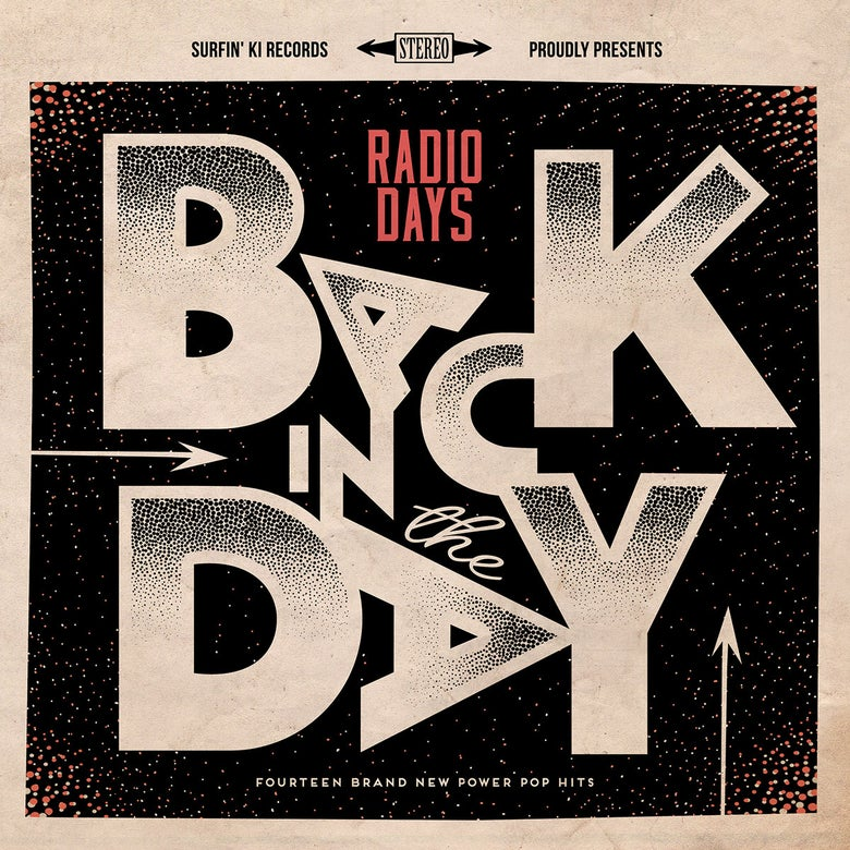 "Image of NEW!!! Radio Days ""Back In the Day"" LP!!!"
