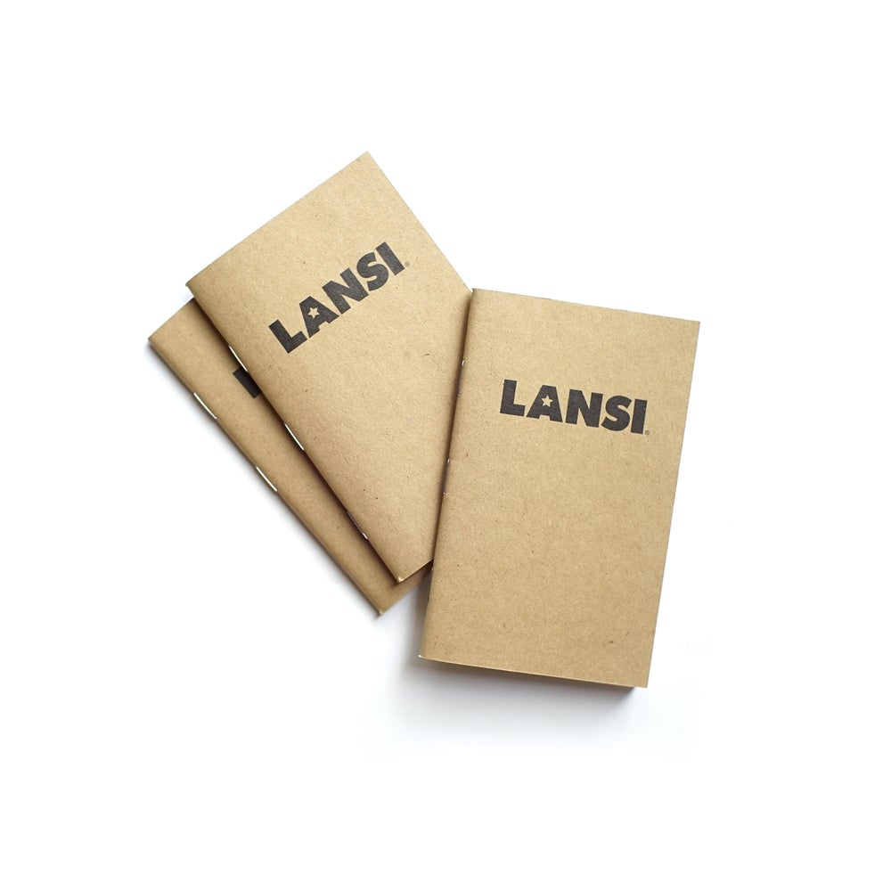 Image of LANSI Workbooks (Pack of 3)