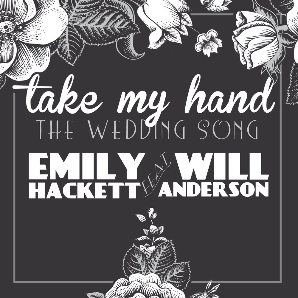 take my hand the wedding song instrumental track emily hackett