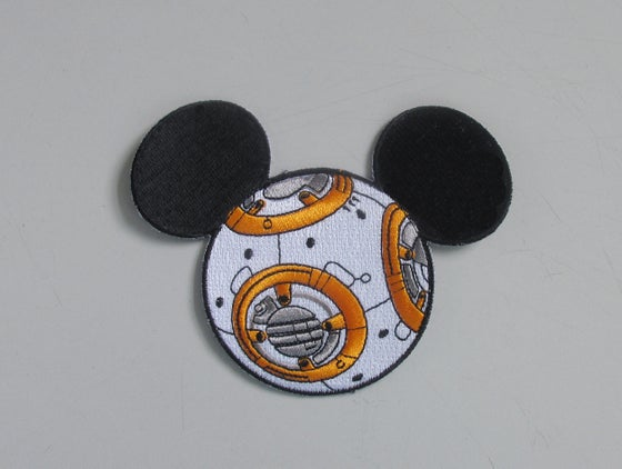 Image of BB8 Diz Ears patch