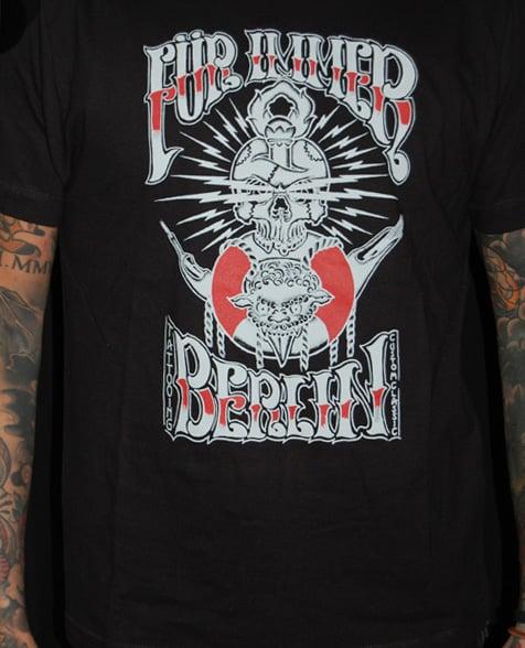 Image of T-Shirt Für Immer Berlin