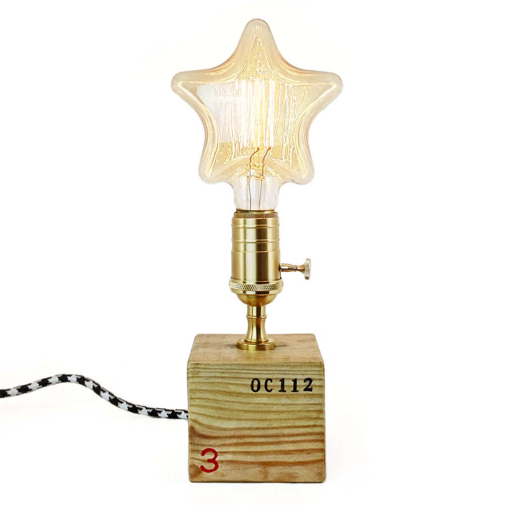 Image of OC112-3 Star Lamp