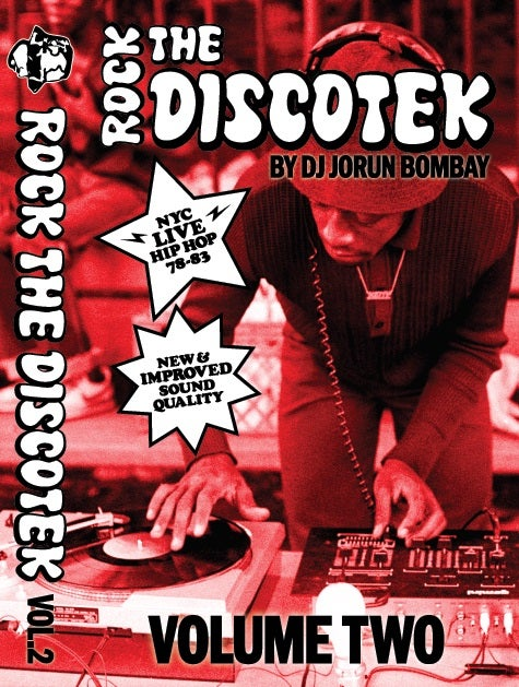Image of Rock The Discotek Volume 2 Mixtape