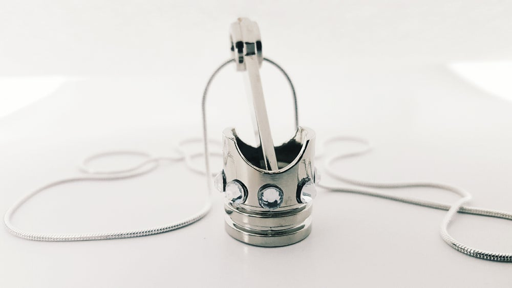 Image of Piston Necklaces