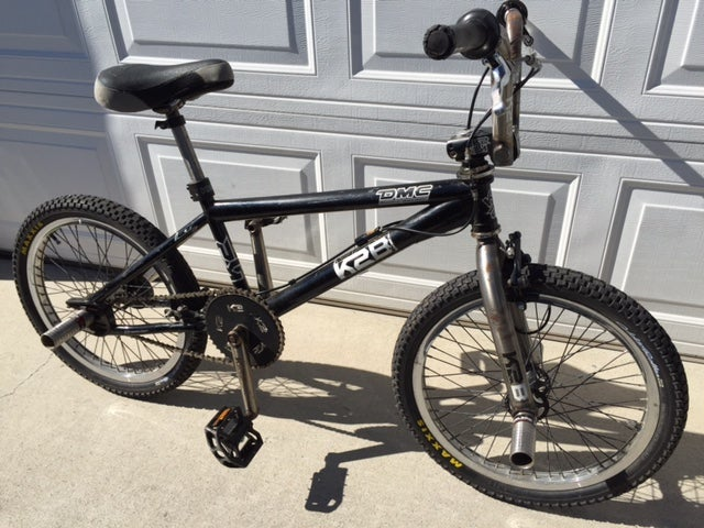 Image of Dennis McCoy Signature Pro Flatland Freestyle BMX Bike