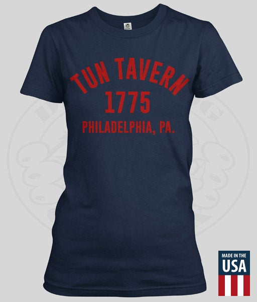 Image of Tun Tavern - 1775 USMC   Women's T-Shirt