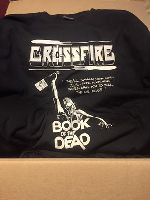 Image of 'Book Of The Dead' T-Shirt