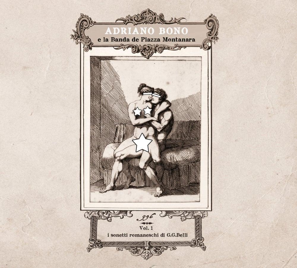 Image of 996 Vol.1 - I Sonetti Romaneschi di G.G.Belli (2012)