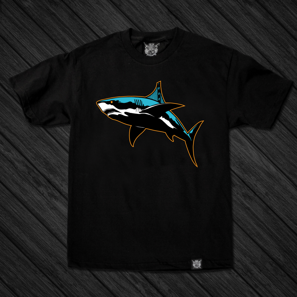 Image of Bay Shark (Black)