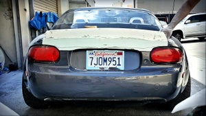 Image of Mazda Miata MX5 05-15 Softtop NC Ducktail Spoiler