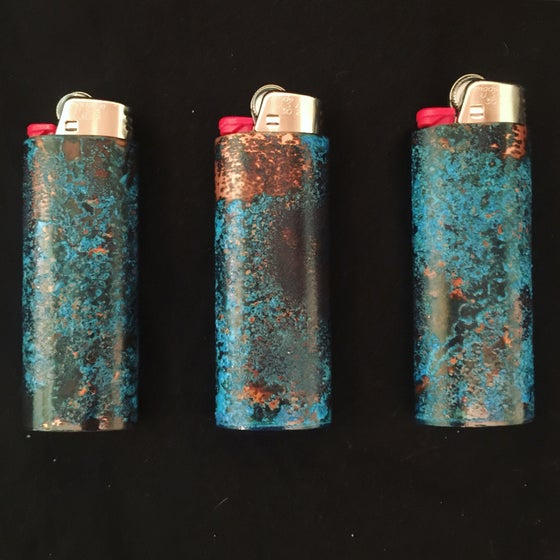 Image of RVT Copper Lighter Sleeve