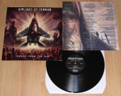 Image of TERROR FROM THE AIR vinyl LP