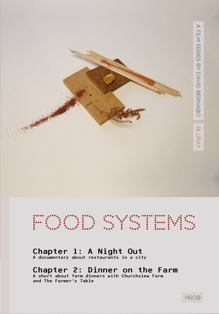 Image of Food Systems, Chapter 1/2: DVD