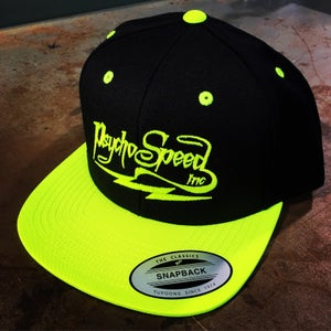 Image of Psycho Speed Bolt Snapback