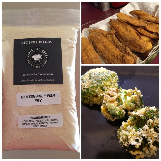 Image of ATC GLUTEN FREE FISH FRY