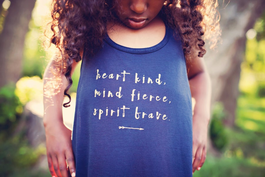Image of Women's heart kind tank