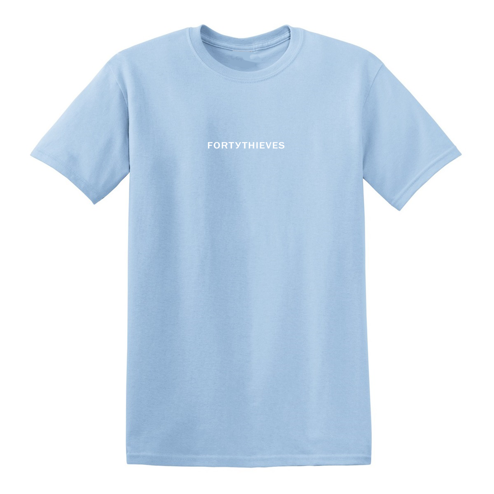 Image of STAPLE T-SHIRT (BLUE)