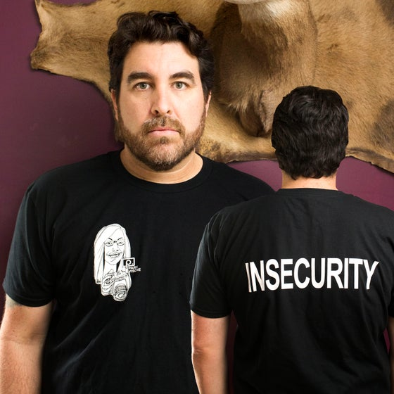 Image of Paris Visone Photography Shirt - Wes Borland / INSECURITY
