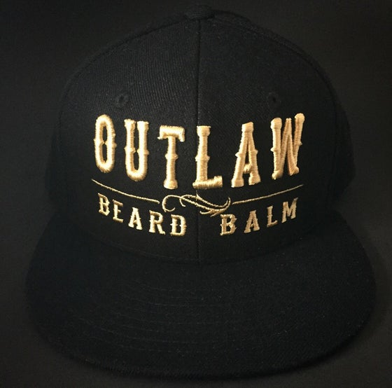Image of OBB GOLD/BLACK SNAPBACKS