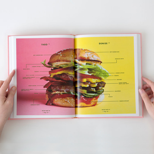 Image of The Huxtaburger Book