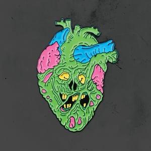 Image of Misanthropy Enamel Pin