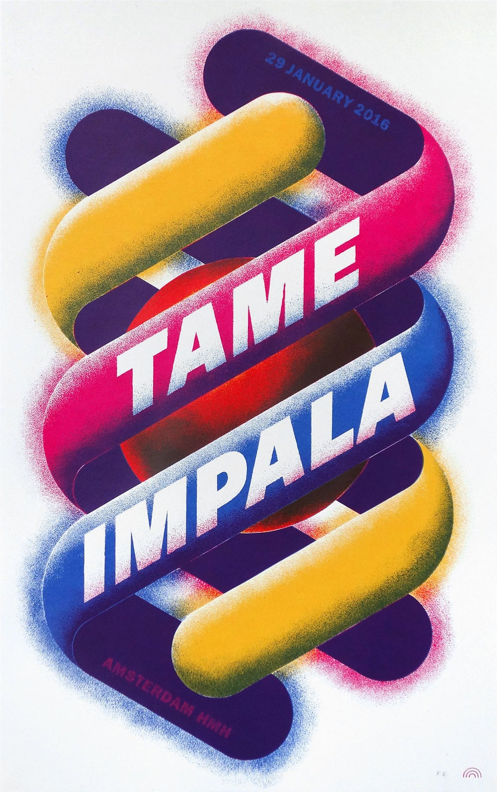 Image of TAME IMPALA Amsterdam
