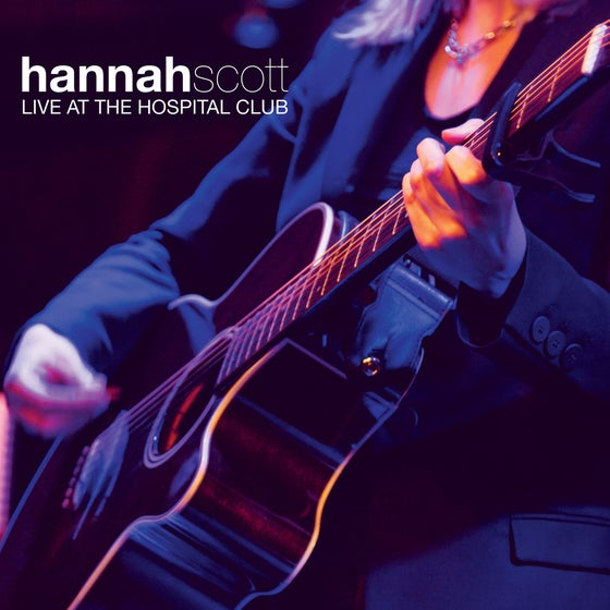 Image of Live At The Hospital Club - EP
