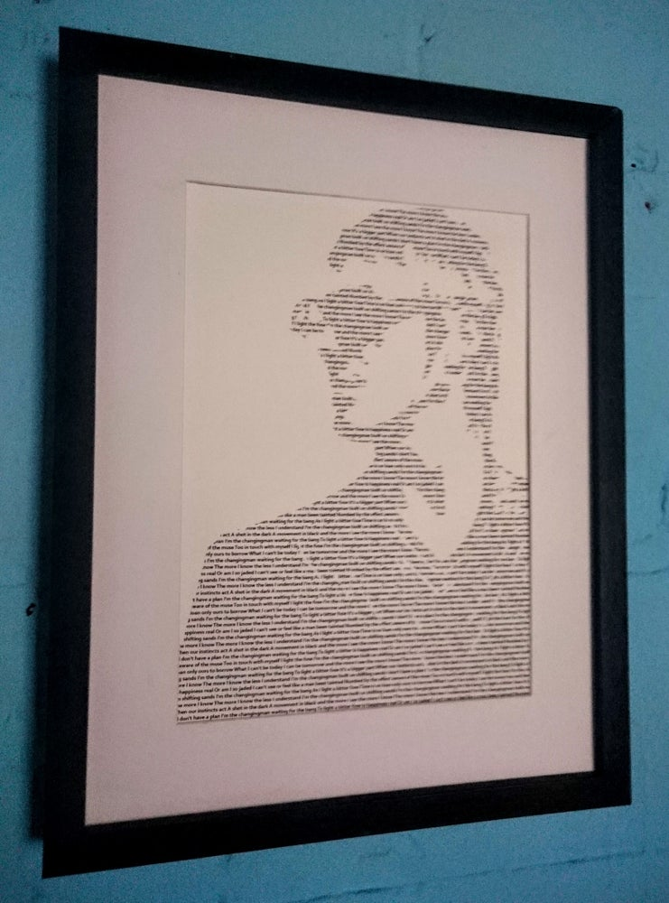 Image of Paul Weller / Changingman Print