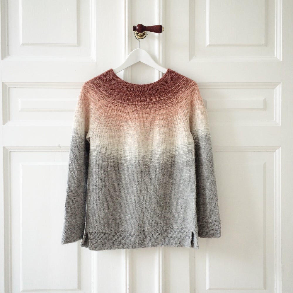 Image of Dip Dye Sweater