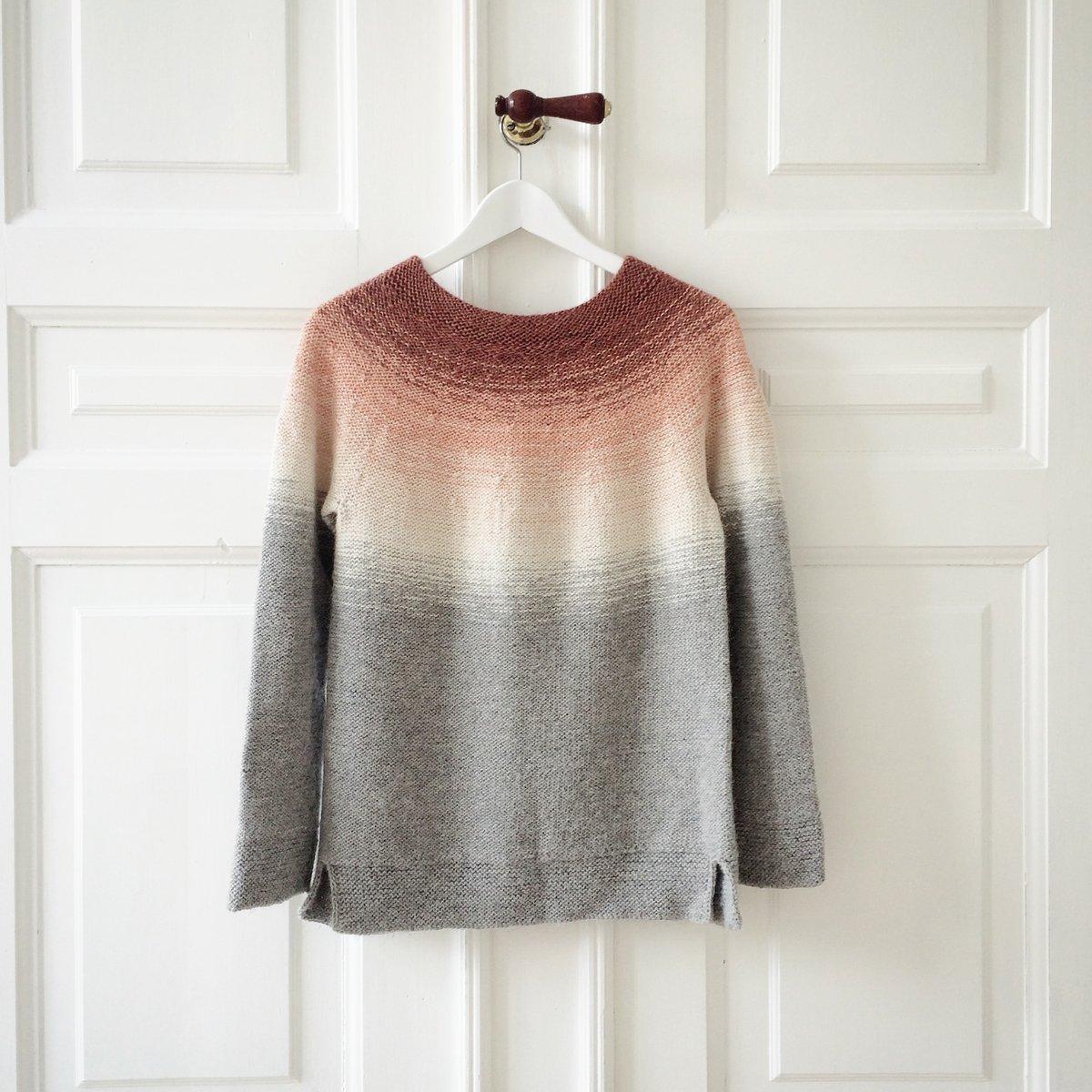 Image of Dip Dye Sweater