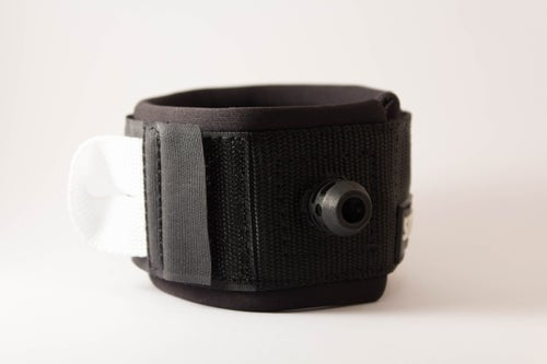 Image of longboard calf cuff