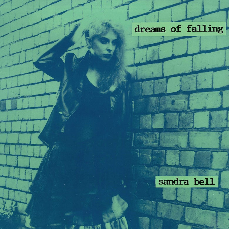 Image of Sandra Bell- Dreams of Falling LP (STV002)