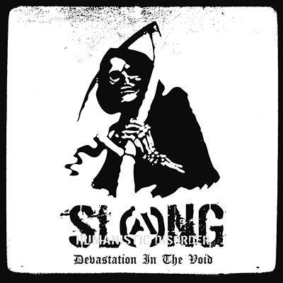"Image of SLANG ""Devastation In The Void"" LP"