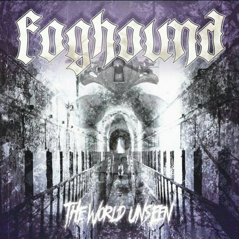 Image of Foghound - The World Unseen CD