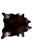 Image of 676685001252 Natural- Kobe Cowhide Rug Salt&Pepper Chocolate