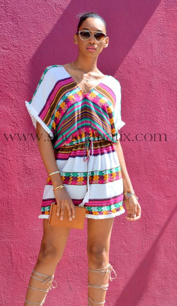 Image of AMAL TUNIC DRESS