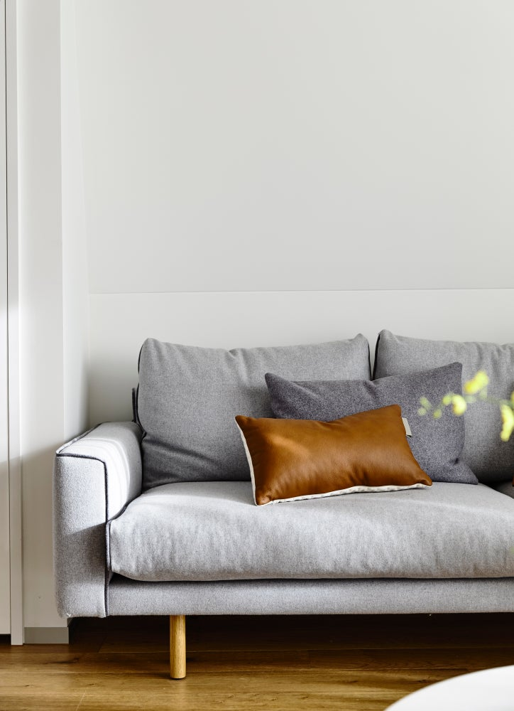 Image of Kumo Cushion Cover - Tawny Lumbar