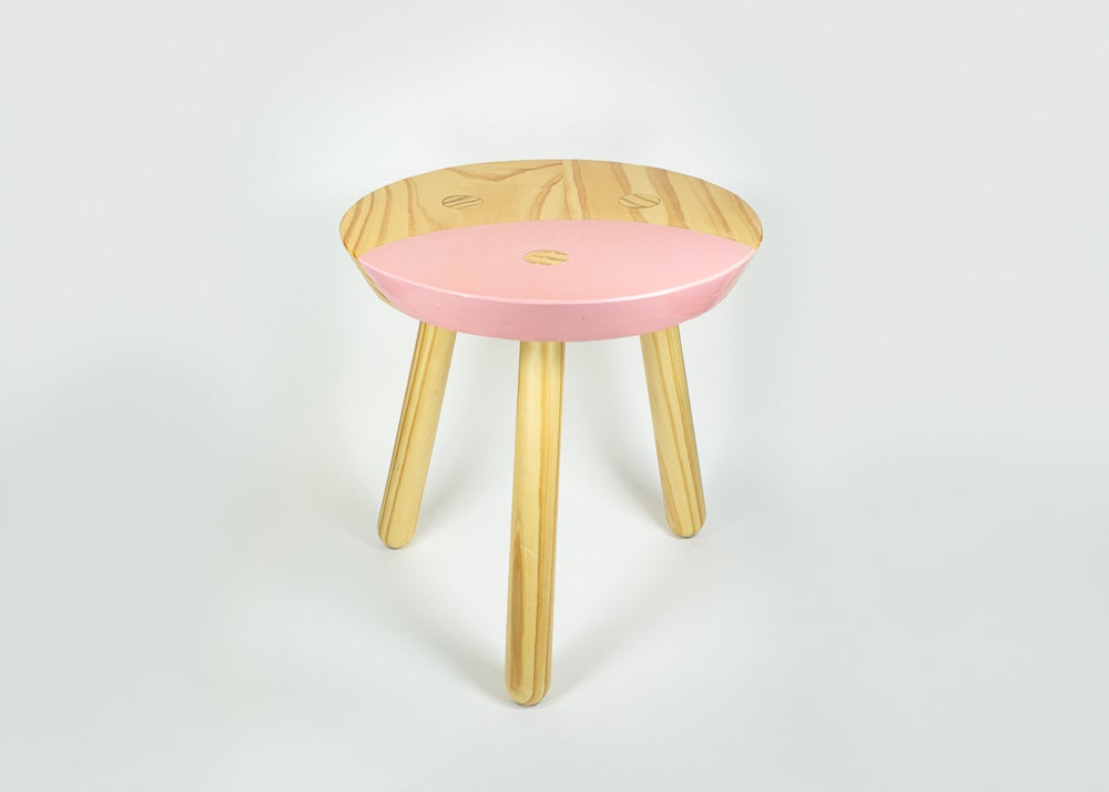 Image of Milk Stool