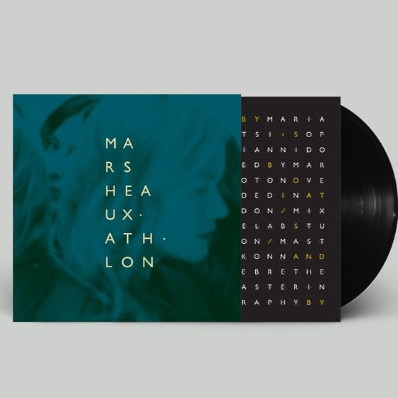 """Image of MARSHEAUX """"Ath.Lon"""" LP Vinyl"""