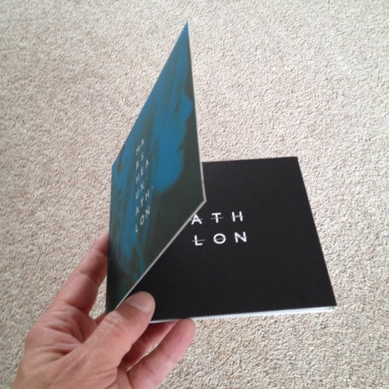 "Image of MARSHEAUX ""Ath.Lon"" CD album"