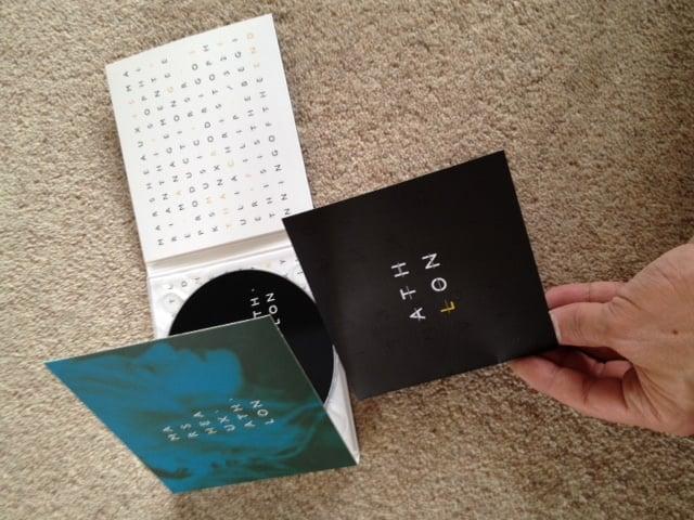 """Image of MARSHEAUX """"Ath.Lon"""" CD album"""