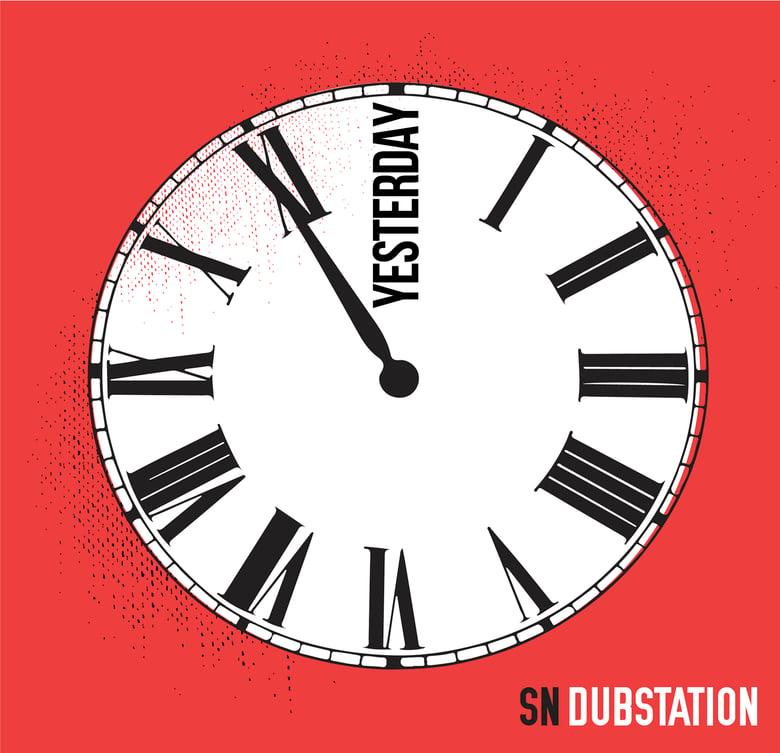 "Image of Yesterday 7"" Vinyl Record"