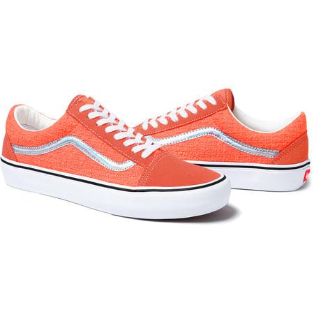 e7b001820294 PressedLines — Supreme x Vans Old Skool Iridescent Stripe