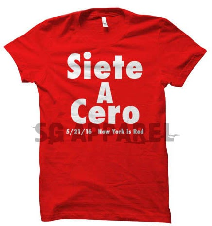 Image of Siete A Cero