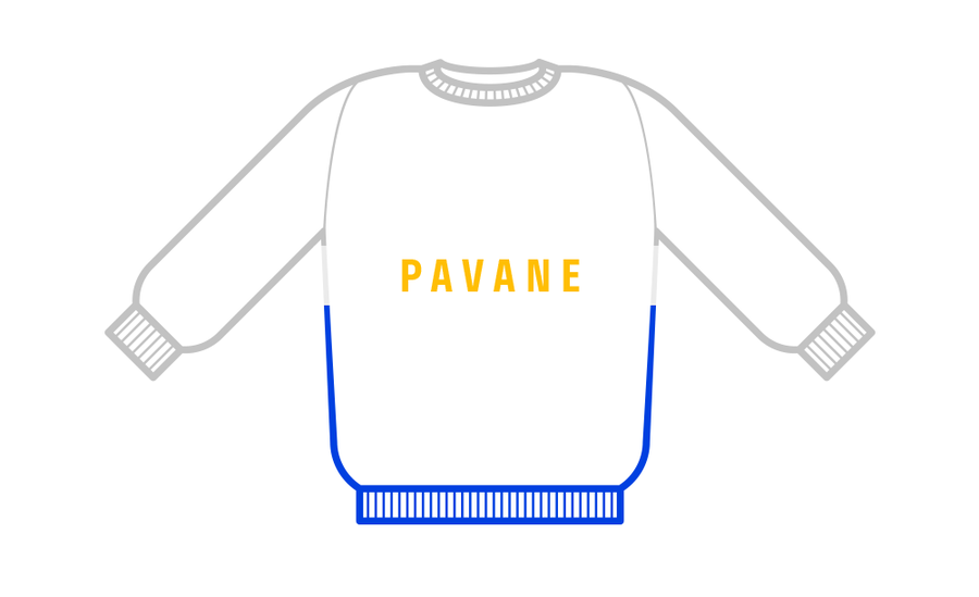Image of Série n°13 • Pavane + Production Type