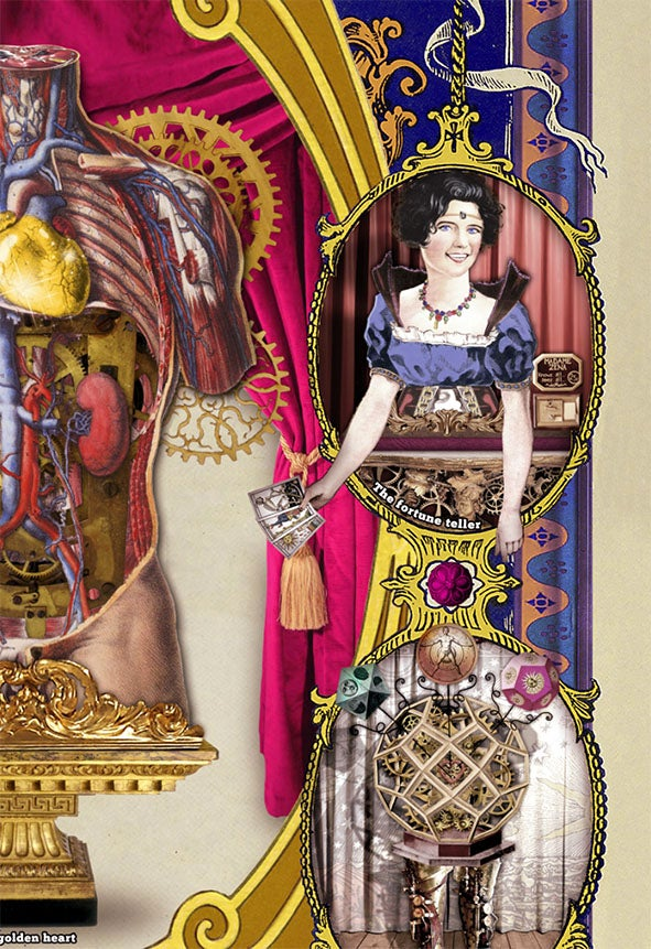 Image of Artifacts - Victorian Fair - Steampunk - Print